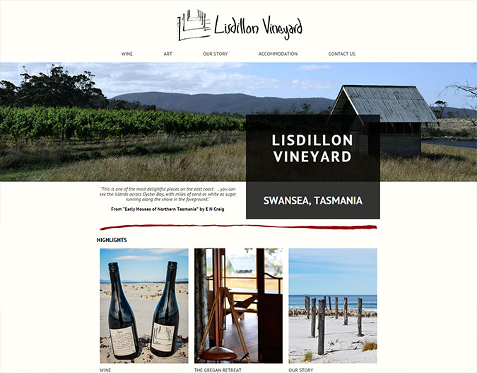 Lisdillon Vineyard