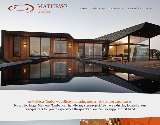 Mathews Timber