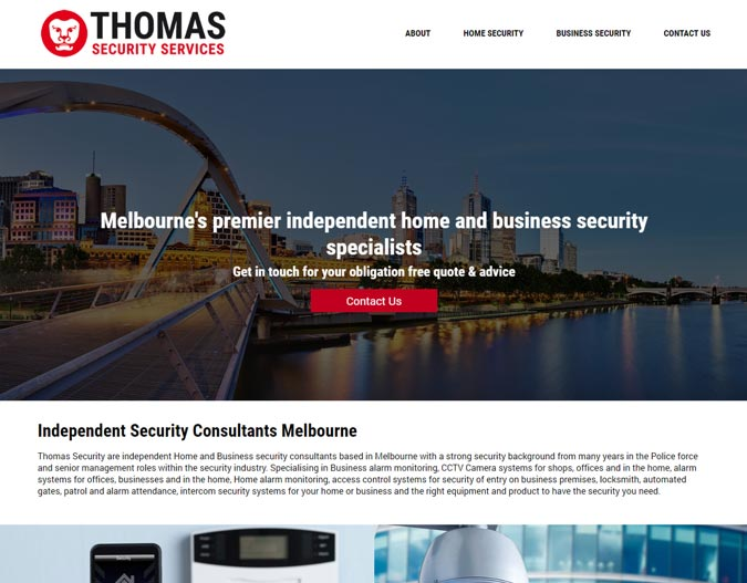 Thomas Security Melbourne